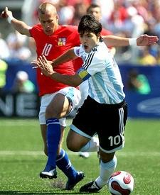 Argentina U20 2-1 Czech Rep U20