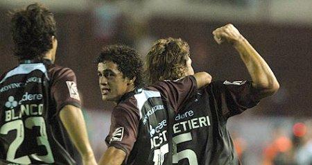 Pelletieri celebrates hisopener