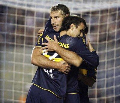 You'll never score as many as me, Rodrigo...