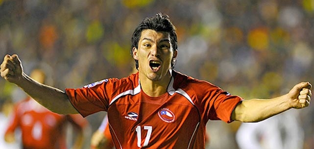 Gary Medel - soon to be an Independiente player