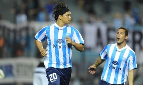 Ramírez celebrates